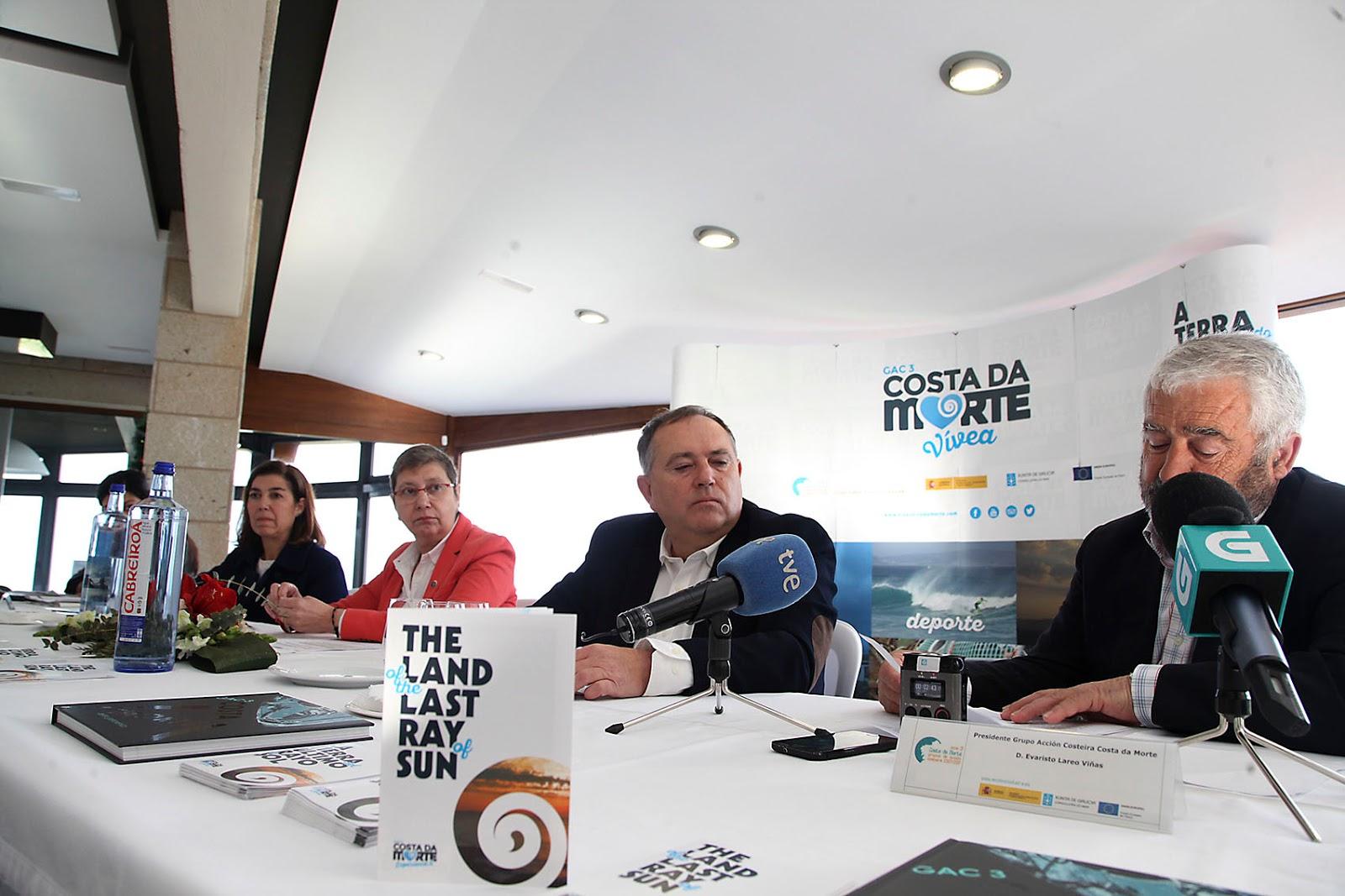 """Denuncian ante la OLAF a Evaristo Lareo Viñas """"Protegido de Rosa Quintana  Consellería do Mar"""" para que devuelva la totalidad de los más de 7 millones  de euros europeos del GAC3."""